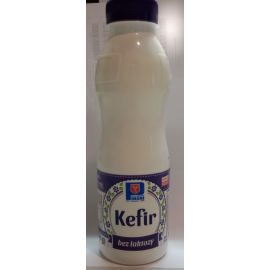 PIASKI Kefir bez laktozy butelka 400g