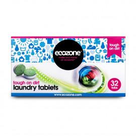 ECOZONE Ekologiczne tabletki do prania 32szt.