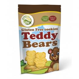 GLUTEN FREE LIFE Ciasteczka Teddy bears bezglutenowe 120g