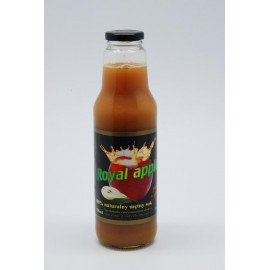 Royal apple sok jabłkowo- gruszkowy 750ml