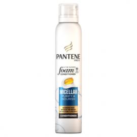 Pantene Micellar Oczyszczanie i Odżywianie Odżywka w piance 180 ml