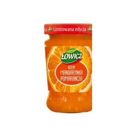 Łowicz Dżem mandarynka-pomarańcza, 280g