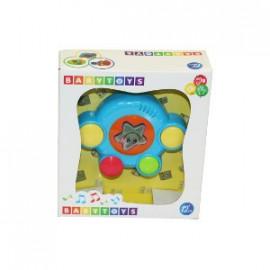 SCAWAR BABY TOYS  Muzyczna zabawka edukacyjna