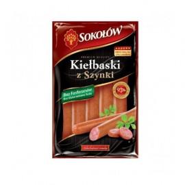 Sokołów Kiełbaski z szynki 250 g