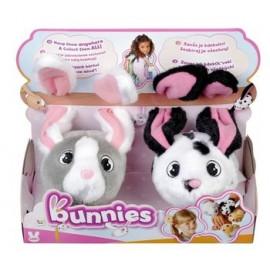 TM Toys, maskotka Króliczek Bunnies, zestaw