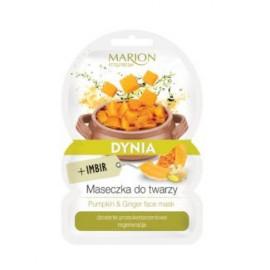 Marion Fit&Fresh Maseczka Dynia + Imbir 9g