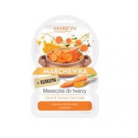 Marion Fit&Fresh Maseczka Marchewka + Kurkuma 9g