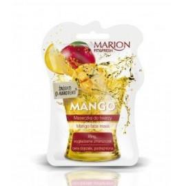 Marion - Fit & Fresh - MASECZKA do twarzy MANGO skóra dojrzała, podrażniona, sucha, ze zmarszczkami 7,5ml