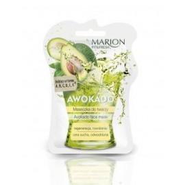 Marion - Fit & Fresh - MASECZKA do twarzy AWOKADO skóra sucha, odwodniona, podrażniona 7,5ml
