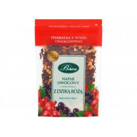 Bifix Napar owocowy z dziką różą Herbatka z suszu owocowego 100 g