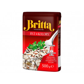 Britta Ryż 4 kolory 500 g
