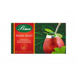 Bifix Admiral Tea Yerba Mate Herbatka z ostrokrzewu paragwajskiego 40 g (20 saszetek)