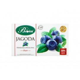 Bifix Classic Jagoda Herbatka owocowa 50 g (25 torebek)