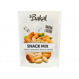 Bakal Snack Mix Mieszanka orzechów solonych 150 g