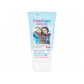 Bielenda #Insta Perfect Matt & Clear Peeling do mycia twarzy 3w1 150 g