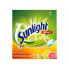 Sunlight All in 1 Citrus Fresh Tabletki do zmywarki 910 g (52 sztuk)