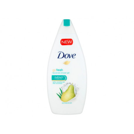 Dove Go Fresh Pear & Aloe Vera Scent Żel pod prysznic 500 ml