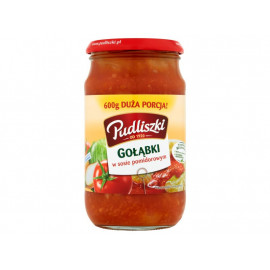Pudliszki Gołąbki w sosie pomidorowym 600 g