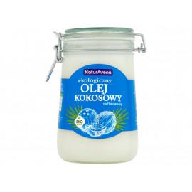 NaturAvena Ekologiczny olej kokosowy rafinowany 900 g