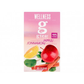 g'tea! Wellness Herbata 40 g (20 torebek)