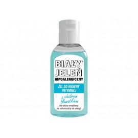 Biały Jeleń Hipoalergiczny żel do higieny intymnej chaber bławatek 50 ml