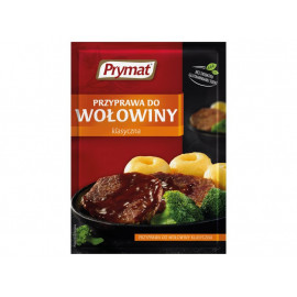 Prymat Przyprawa do wołowiny klasyczna 20 g