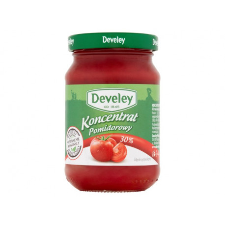 Develey Koncentrat pomidorowy 30% 180 g