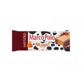 Mieszko Marco Polo Muuuu! Wafel z kremem o smaku toffi bocznie powlekany czekoladą 40 g