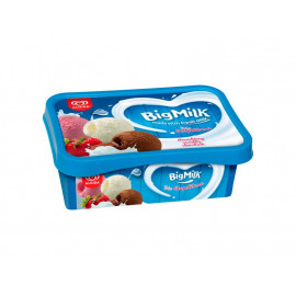 Algida Big Milk Trio Neapolitana Lody 1000 ml