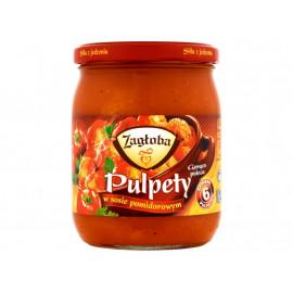 Zagłoba Pulpety w sosie pomidorowym 500 g