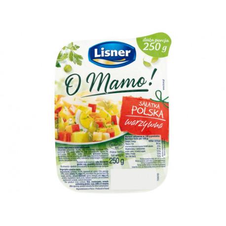Lisner O Mamo! Sałatka polska warzywna 250 g