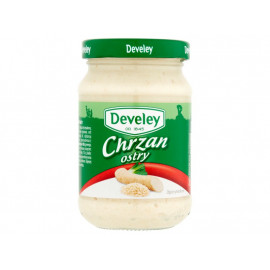 Develey Chrzan ostry 180 g