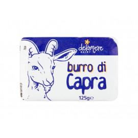 Delamere Dairy Masło solone z mleka koziego 125 g