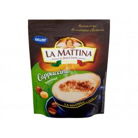 Gellwe La Mattina Napój kawowy Cappuccino o smaku orzechowym 100 g