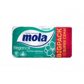 Mola Elégance Płatki jaśminu Papier toaletowy 16 rolek