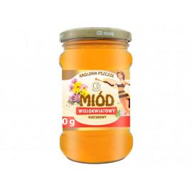 Królowa Pszczół Miód wielokwiatowy nektarowy 370 g