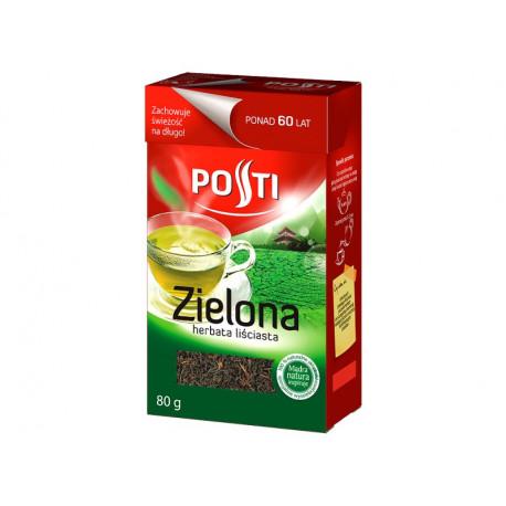 Posti Zielona herbata liściasta 80 g