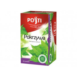 Posti Pokrzywa Herbatka ziołowa 28 g (20 torebek)