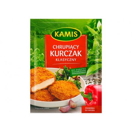 Kamis Chrupiący kurczak klasyczny Panierka do drobiu 90 g