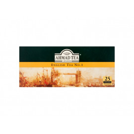 Ahmad Tea English Tea No. 1 Herbata czarna 50 g (25 torebek)