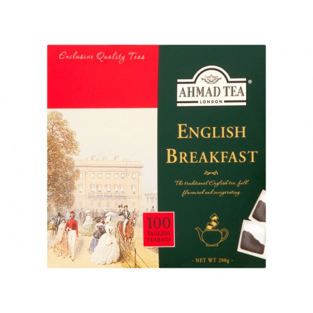 Ahmad Tea English Breakfast Herbata czarna 200 g (100 torebek)