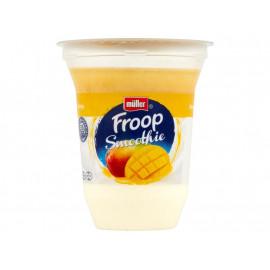 Müller Froop Smoothie Mango Jogurt z pianką owocową 150 g