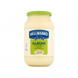Hellmann's Babuni Majonez 650 ml