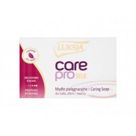 Luksja Care Pro Silk Mydło pielęgnacyjne 100 g