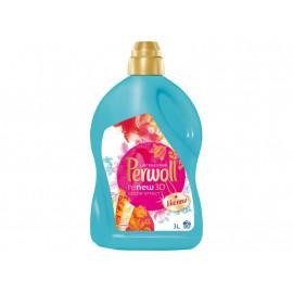 Perwoll ReNew 3D Color Effect Detergent do prania tkanin kolorowych 3 l (50 prań)