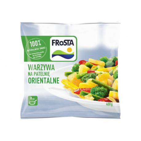 FRoSTA Warzywa na patelnię orientalne 400 g