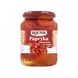 Rolnik Papryka konserwowa 650 g
