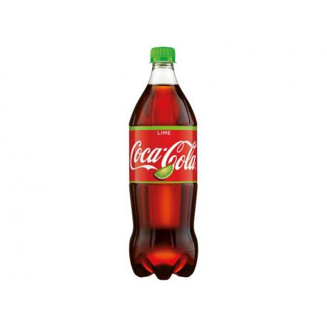 Coca-Cola Lime Napój gazowany 1 l