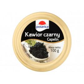 Polarica Kawior czarny Capelin 100 g