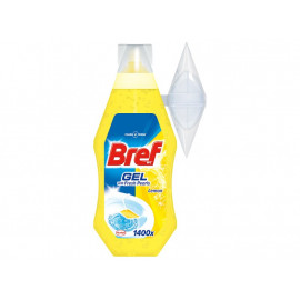 Bref WC with Fresh Pearls Lemon Żel do toalet 360 ml